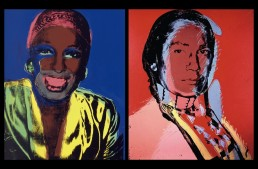 Andy Warhol's Brand-New Work