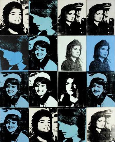 Warhol 16 Jackies