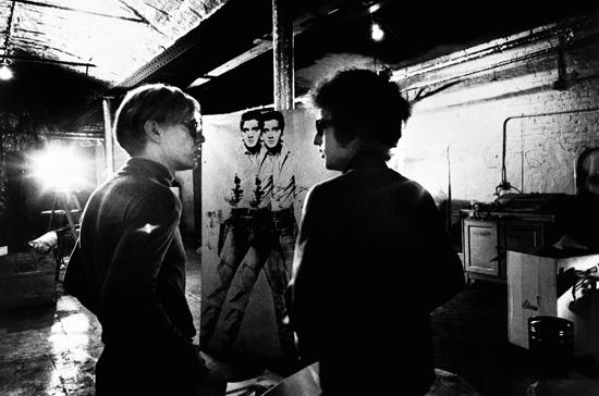 Warhol Bob Dyland