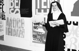 A Nun Inspired By Warhol: The Forgotten Pop Art Of Sister Corita Kent