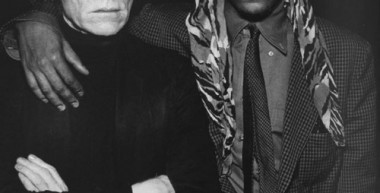 Andy Warhol in the 1980s