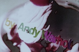 In His First TV Ad, Andy Warhol's the Good Humor Man