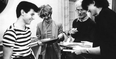 Andy Warhol: The Unexpected Duran Duran Groupie