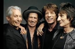 Mick Jagger Plays Andy Warhol Tribute