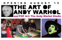 """The Art of Andy Warhol"" Exhibit Set to Open in Gadsden, Alabama"