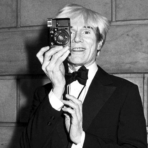 Andy Warhol Birthday