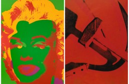 Late Works of Andy Warhol Coming to UES Gallery
