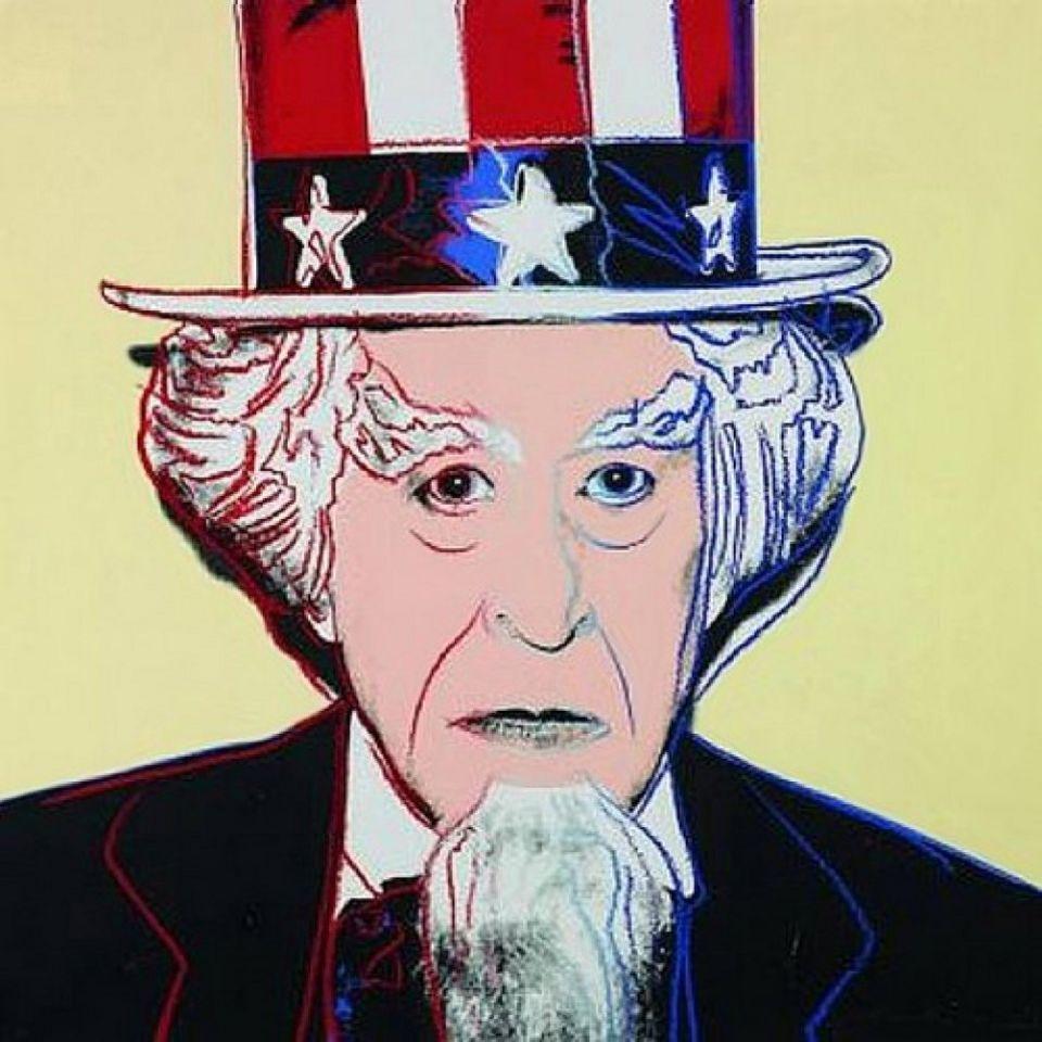 Warhol Uncle Sam Myths