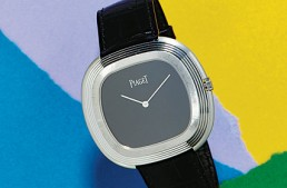 A Warhol-Worthy Watch