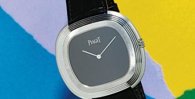 A Warhol-Worthy Watch