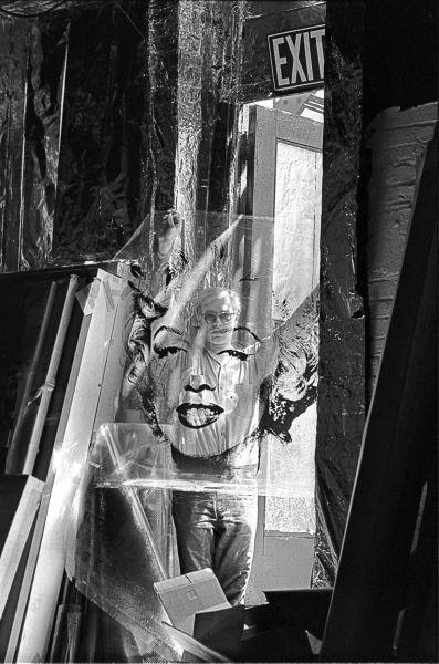 Warhol's Marilyn 1964