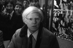 Rare Warhol Collection at The Ashmolean