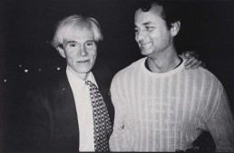 Andy Warhol Disses Bill Murray