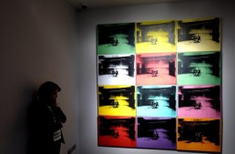 $9 Million Lawsuit Over Damaged Warhol's
