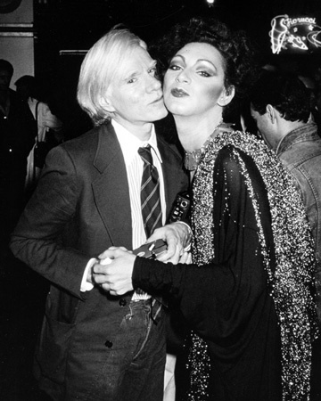 Warhol Superstar Holly Woodlawn Died at 69