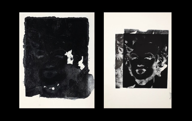 Andy Warhol Takes a Dark View of Hollywood
