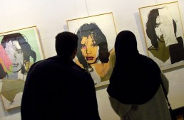 Tehran's Art Treasures Come To The West