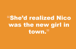 Week of January 17 – New Girl in Town