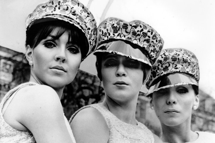 60's Mod Models for the Invasion Party