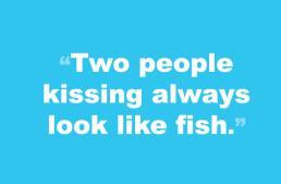 April 24 – People Kissing