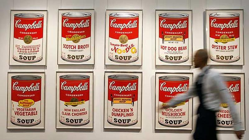 Warhol piece stolen from Springfield museum