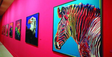 Andy Warhol's 'Pop Art' in Antalya