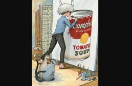 From Warhola to Warhol: A talk by Andy Warhol's nephew