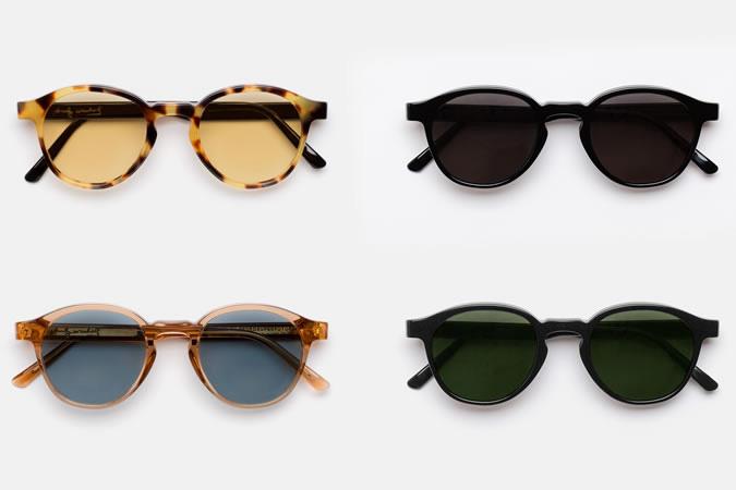 Retro Superfutures' new Warhol inspired sunglasses