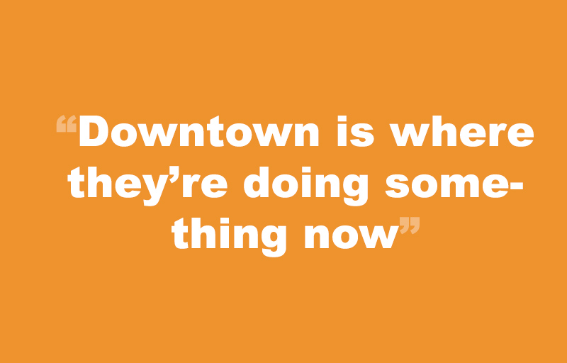 andy warhol downtown quote