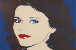 Jane Fonda is Auctioning Off Andy Warhol Portrait