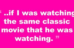June 26- Classic Movies