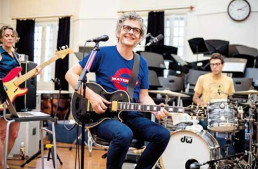 Musical Duo Take Cues from Warhol Films