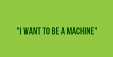 December 13 – Machine